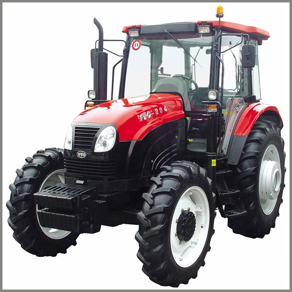 80HP Tractor YTO-X804